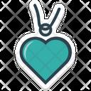 Heart Charm Icon
