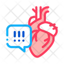 Heart Disease Exclamation Icon