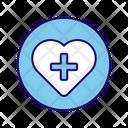 Heart Disease Care Icon