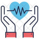 Disease Heart Prevention Icon