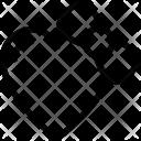 Heart Emblem Shape Icon