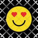 Heart Smile Love Icon