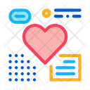 Heart Examination Hypertension Icon