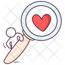 Heart Examine Icon
