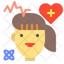 Heart Exercise Exercise Cardiac Icon