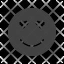 Love Emoji Face Icon