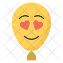 Balloon Emoji Emoticon Emotion Icon