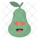 Pear Emoji Emoticon Emotion Icon