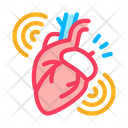 Heart Fat Icon