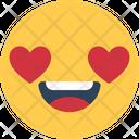 Heart Feelings Icon