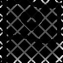 Heart Flag Flagpole Love Flag Icon