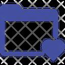 Heart Folder Icon