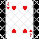 Heart Four Icon