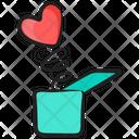 Heart Gift Love Symbol Te Amo Icon