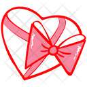 Gift Heart Gift Surprise Icon