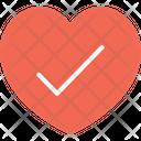 Heart Check Icon