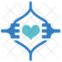 Heart Implant Icon