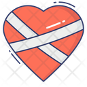 Heart Injured Icon