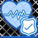 Heart Insurance Health Insurance Heart Care Icon