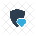 Heart Insurance Support Icon