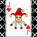 Heart Jack Icon