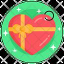 Heart Keychain Heart Keyring Heart Ring Icon