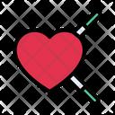 Knife Heart Kill Icon