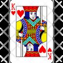Heart King Icon