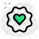 Heart Label Heart Tag Love Tag Icon