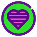 Heart Like Icon