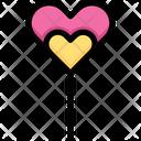 Valentines Day Romance Relationship Icon