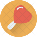 Heart Lollipop Icon