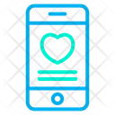 Message Love Message Chat Icon