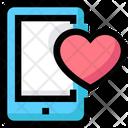 Heart Mobile Icon