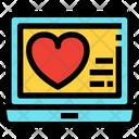 Heart Monitor Heart Rate Monitor Monitor Icon