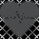 Love Love Symbolheart Felling Icon