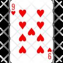 Heart Nine Icon