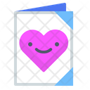 Heart Notes Love Letter Love Icon