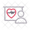 Heart Patient Icon