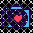 Heart Photo Love Photo Love Story Icon