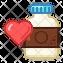 Heart Pills Icon