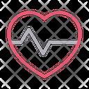Life Health Heart Icon