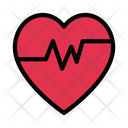 Heart Pulses Icon