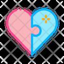 Heart Love Friendship Icon