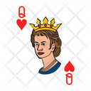 Heart Queen Icon