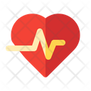 Heart Rate Heart Medical Icon