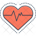 Heart Rate Heart Rate Icon