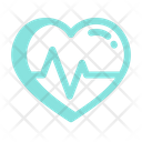 Heart Rate Pulse Heartbeat Icon