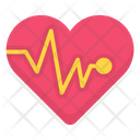 Heart Health Medical Icon
