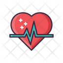 Heart Rate Heart Heart Activity Icon